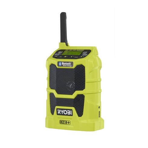RADIO ONE+™ DE 18 V CON TECNOLOGÍA BLUETOOTH